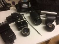 RICOH CAMERA AND KIT IN EXCELLENT CONDITION
