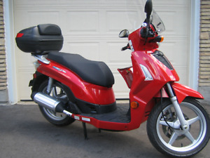 Kymco People S 200 $2200 OBO