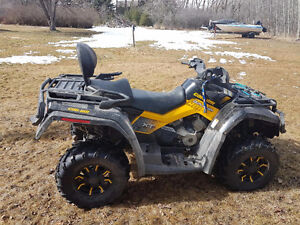 Can-Am Outlander XT-P 2 UP (GOOD CONDITION)
