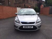 FORD FOCUS 1.8 TDCI ZETEC 5DR, VERY CLEAN CAR.