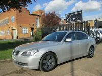 2007 57-REG BMW 525D 3.0TD LCI AUTO SE. XENONS. ELEC HEATED SEATS. CD/BLUETOOTH.