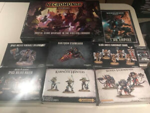 New in Box Warhammer 40k Models - 20% off Retail