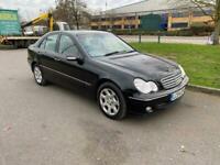 2004 Mercedes-Benz C Class 1.8 C230 Kompressor Elegance SE 4dr Saloon Petrol Aut