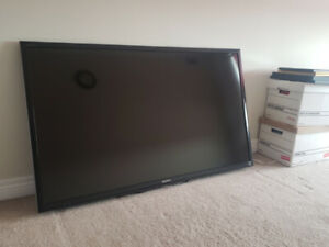 Sony Bravia 55' with wall mount