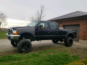 1999 F350 One Of Kind Certified