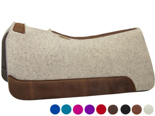 """5 STAR EQUINE PRODUCTS """"THE ALL AROUND"""" 30"""" x 30"""" PREMIUM WESTERN SADDLE PAD"""