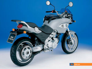 BMW F650CS *REDUCED* Attention motorcycle school Training Grads