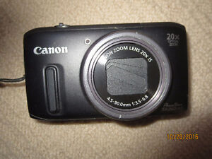 CANON CAMERA 20x OPTICAL ZOOM POWER SHOT SX 260HS Kitchener / Waterloo Kitchener Area image 1