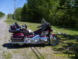 Moto Goldwing 2007