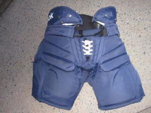 "Intermediate Goalie Pants Size ""Medium"" (RBK 20K) SOLD PPU"