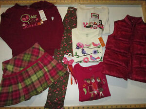 Girls Fall Winter Lot #17 - Size 8/9 Gymboree - EXCELLENT