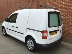 VW caddy 1 owner full service history