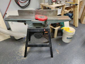 6 inch delta jointer / degauchisseuse