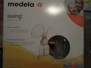 Medela Electric Breastpump and accessories
