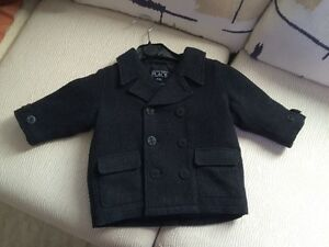 Children's Place Double Breasted Dress Coat