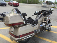 Reward offered FOR GOLDWING PLASTIC COVER