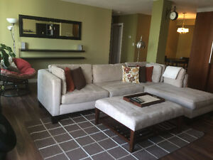 Furnished Downtown Condo - Utilities & basic cable