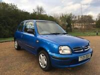 Nissan Micra 1.0 Inspiration Limited Edition, One Owner from New, Full MOT