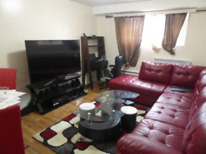 3 1/2 to Rent, Fully Furnished, Heating & Electricity-Cote Vertu