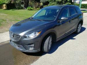 2016 Mazda CX-5 AWD Navigation Keyless start, loaded