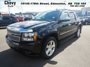 2012 Chevrolet Avalanche LTZ 4WD  DVD - NAV - Heated  Air Condit