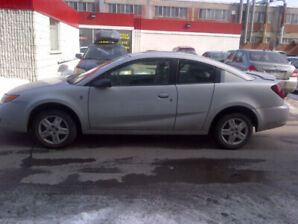 2007 saturn ion coupe for sale