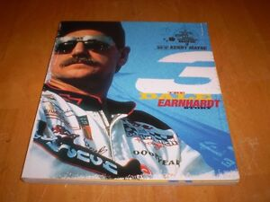 DALE EARNHARDT BOOK AND DIE CAST CAR