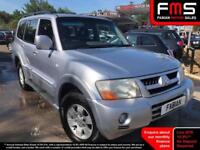 56 Mitsubishi Shogun 3.2DI-D auto Field *7 Seater - Fsh - Lovely Eample*