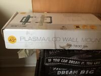 "42"" PLASMA TV WALL MOUNT BRAND NEW"