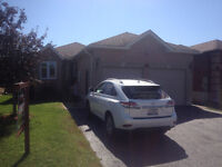2Bdr1 Wsh Main Floor In Renovated House North Barrie for Rent