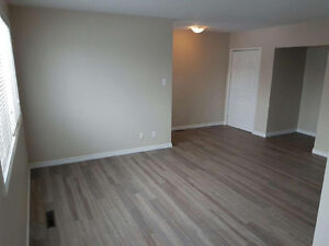 3 bedroom spacious 1050 sq ft, in suite laundry.