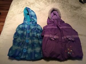Winter jackets size 4