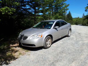 WANT GONE ASAP!!! 2006 Pontiac G6