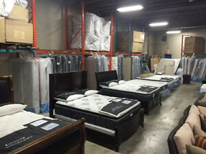 Warehouse Mattress Blowout Sale! - Everything must Go!