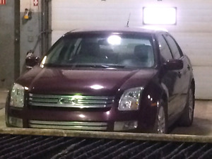 07 Ford FUSION SEL