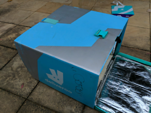 Food delivery box thermal