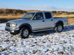 2001 Toyota Tacoma Prerunner Double Cab