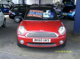 MINI Clubman 1.6I 16V COOPER (red) 2010