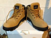Sidewinder Steel toe Safety boot. size 10-12 (fits 11 well)