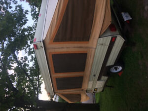 1985 popup tent trailer ment con for sale or trade $1500