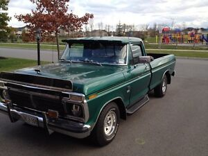 1976 Ford F-150 Classic Truck with loads of Extras