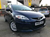 Mazda 5 TS2 2.0D Diesel Manual 2008 ** 7 Seater