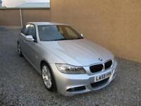 2010 59 BMW 3 SERIES 2.0 318I M SPORT 4DR