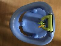 Fisher price baby bath seat 3pounds