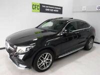 2016 Mercedes-Benz GLC220 2.1 4X4 4MATIC AMG Line Premium Plus BUY ON PCP £525
