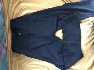 LULU LEMON PANTS Size 6 Womens