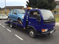 2001 Nissan cabstar recovery