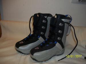 "Junior Snowboard Boots Size 2 & 3 (Three Pairs) ""NEW"""