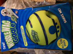 Wobble Giggle Ball- toy for dogs
