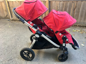 City select double stroller in Great condition - High park area